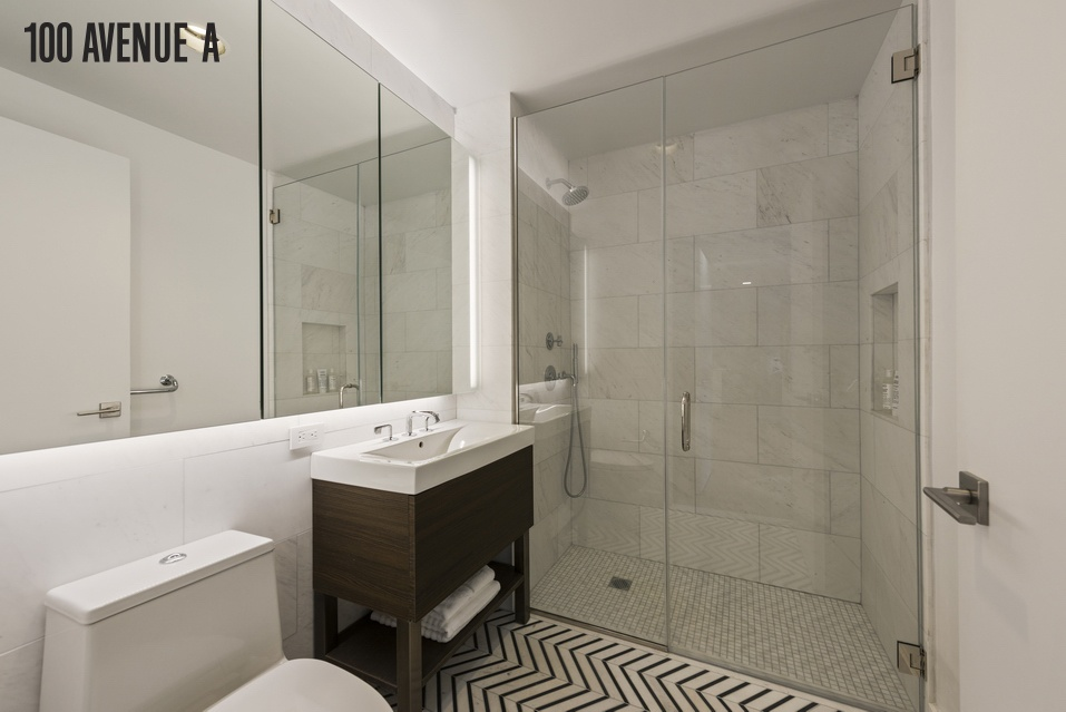 Luxurious East Village New Development 100 Avenue A 2 Br